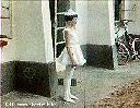 Victoire Lenders prend la pose