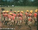 Danse des enfants de travailleurs