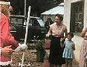 Laura Degeert et sa maman