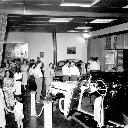 Palace Hotel Exposition de voitures 1958