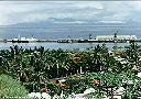 Albertville - Vue sur le port