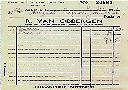 Albertville 1953 - Ets VAN OBBERGEN