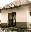 Katenga - Michel devant son bureau 1957
