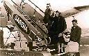 Vol pour le Katanga 1957