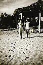 ALBERTVILLE - La plage et la paillote