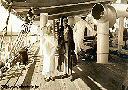 Voyage de retour de Lubudi (Katanga, Congo): Passage de l'Equateur 1933