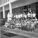 Stanleyville: Ecole primaire Ste-Thérèse pour filles des Soeurs de St-Vincent de Korternark, avenue des Eucalyptus