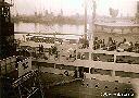Anvers - Départ à bord du s/s MAR DEL PLATA