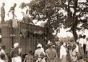 Katea - Camion de ravitaillement venant de Kongolo