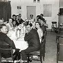 13.1.1957 - Repas de société au mess