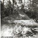 30.6.1958 - Pont sur la Mudjale à l'entrée de Bendera