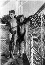 Lualaba - Sur le pont du BARON VAN EETVELDE -