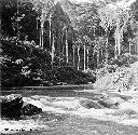 Emplacement du barrage avant travaux - Avr 1957