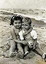 Ann Giraud et son premier amoureux