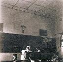 Regina Pacis - Une classe pendant un cours