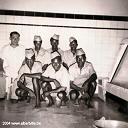 SARMA Albertville - J. Mahaux et ouvriers bouchers