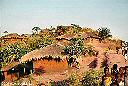 Moba village (Lac Tanganyika)