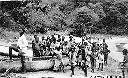 Village près de KABIMBA Lac TANGANYIKA Mars 1958