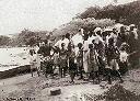 Village indigène Robert VERMAST Mars 1958