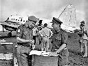 Aérodrome de Kongolo - Arrivée du 5th Royal Nigerian Regiment - 15-18/12/1962