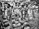 Aérodrome de Kongolo - Arrivée du 5th Royal Nigerian Brigade - 15-18/12/1962