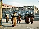 Regina Pacis, camp du contingent irlandais ONU - 1/08/1960