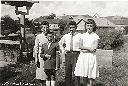 ALBERTVILLE Mai 1959 - Communion de Loulou au Restaurant