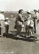 KAMINA Nov 1952 - Notre arrivée dans cette ville