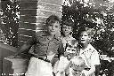 ALBERTVILLE - Enfants Lamain, L. Poulizac, R. Imbert