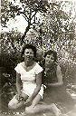 Mme Poulizac et Mireille Hautier