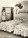 Chambre de fille: Arlette Thiebaut sur la photo