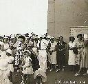 KAMINA 1955 - Inauguration de la base militaire