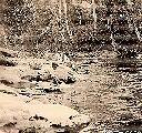 MAKUNGU (Sud-Kivu) - Lessive à la SYLUMA (Soc. de Mines d'Or) - 18 Oct 1956