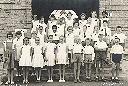 Regina Pacis - 6e Primaire 1958/1959 - Cliquez sur la vignette pour voir les noms