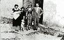 Baptême de Dirk Frank - Maman, Mme Frank, Mme Cossaer, Mr Frank