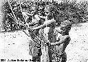 LUBUNDA - Apprentis tireurs à l'arc