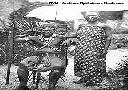 MANONO - Chef Muluba en grande tenue