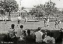 Athénée d'Albertville 1958 - Le jardin