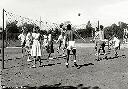 Athénée d'Albertville 1958 - A l'extrème gauche: Werner Desmet