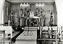 Regina Pacis - Autel de la chapelle fleuri