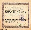 ss Léopoldville - 27 janvier 1938