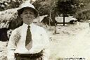 1940 - Papy à Tugulu, camp minier