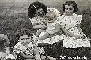 1941 - Makungu - Nous trois avec les Beckers