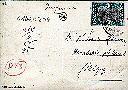 Congo Belge - Carte Postale (verso)