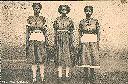 Albertville - Trois élégantes