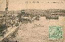 Albertville - Concours de natation dans le port
