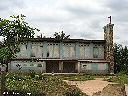 Kongolo - Eglise de la paroisse de KEBA à 7 km sur la rive droite
