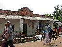 Kongolo - Un magasin dans le quartier commercial