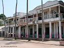 Kalemie - Ancien Hôtel du Lac, Mess des Officiers à une époque