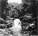 Cascade de Kyimbi au-delà du barrage - Sept 1956